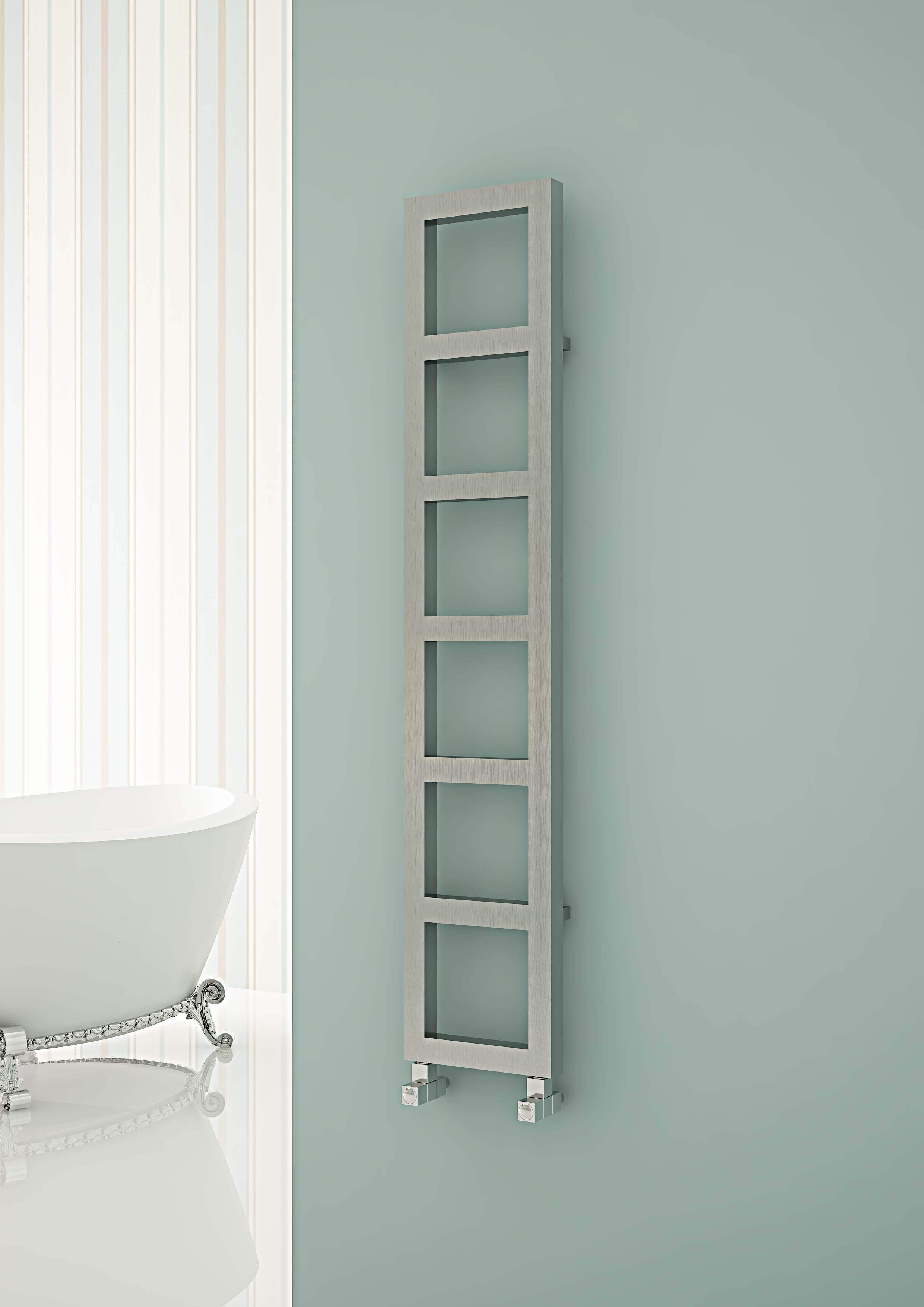 Carisa Kare Towel Radiator The Designer Radiator Company