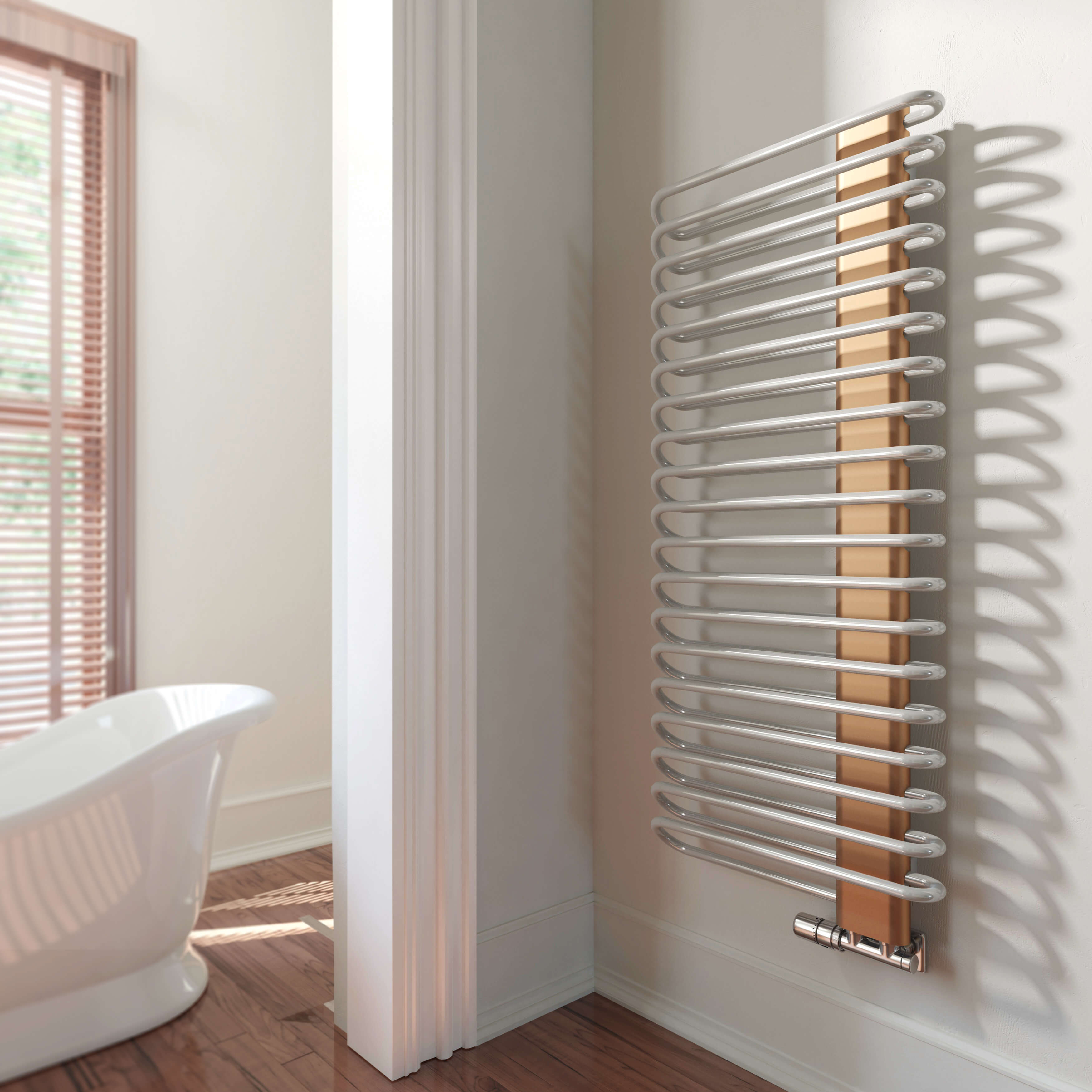 Terma Michelle Towel Rail The Designer Radiator Company