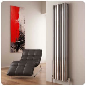 vertical double designer radiators online category image